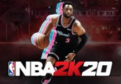 NBA 2K20 PRE-ORDER EU Steam CD Key