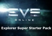 EVE Online: Explorer Super Starter Pack Key