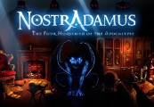 Nostradamus - The Four Horsemen of the Apocalypse Steam CD Key