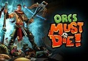 Orcs Must Die! Steam CD Key