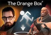 The Orange Box Steam Gift