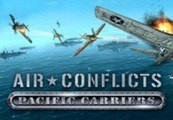 Air Conflicts: Pacific Carriers Steam CD Key