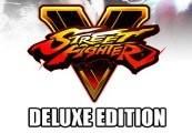 Street Fighter V Deluxe Edition Steam CD Key