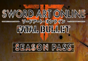 Sword Art Online: Fatal Bullet - Season Pass RU VPN Activated Steam CD Key