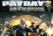 PAYDAY 2: Game Of The Year Edition RU VPN Required Steam Gift