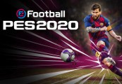 eFootball PES 2020 Standard Edition PRE-ORDER RoW Steam CD Key