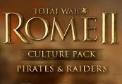 Total War: ROME II - Pirates and Raiders DLC Steam Gift