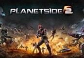 Planetside 2: Gear Up Pack + GeForce Decal