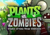 Plants vs. Zombies GOTY Origin Clé