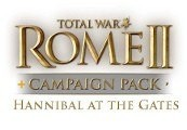 Total War: ROME II + Hannibal at the Gates DLC Steam CD Key