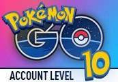 Pokémon GO Account - Level 10