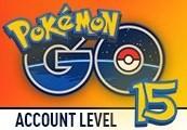 Pokémon GO 账号 - 15级