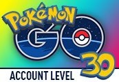Pokémon GO Account - Level 30
