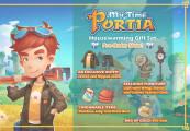 My Time At Portia - Preorder Bonus DLC EU/RU/AUS PS4 CD Key