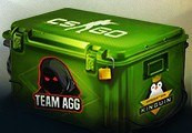 CS:GO Team AGG Skin Case