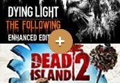 Dying Light: The Following Enhanced Edition + Dead Island 2 Bundle Clé Steam