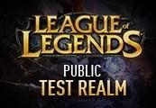 League of Legends Account - Level 30 - Public Test Realm