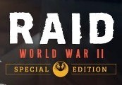 RAID: World War II Special Edition DE Steam CD Key