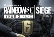 Tom Clancy's Rainbow Six Siege - Year 3 Season Pass Clé Uplay