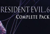 Resident Evil 6 Complete Pack Steam CD Key