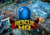 Rescue HQ - The Tycoon EU Steam Altergift