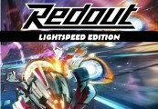Redout Lightspeed Edition US PS4 CD Key