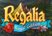 Regalia: Of Men and Monarchs Royal Edition Clé Steam