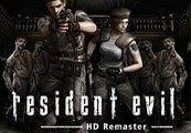Resident Evil HD Remaster + Resident Evil Revelations 2 Complete Season EU Steam CD Key