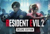 RESIDENT EVIL 2 / BIOHAZARD RE:2 Deluxe Edition EU XBOX One CD Key