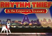 Rhythm Thief & the Emperor's Treasure EU Nintendo 3DS CD Key