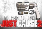 Just Cause 2 - Rico's Signature Gun DLC Steam CD Key