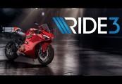 Ride 3 Clé Steam