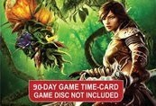 Rift 90 DAYS Patron Subscription Pre-Paid Time Card