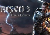 Risen 3: Titan Lords + 3DLC RU VPN Required Steam CD Key