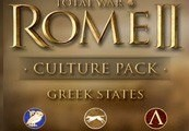 Total War: ROME II - Greek States Culture Pack DLC Steam CD Key