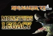 RPG Maker: Monster Legacy 1 DLC Steam CD Key