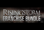 Rising Storm Franchise Bundle Steam CD Key
