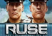 R.U.S.E. EU Steam CD Key