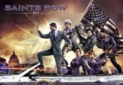 Saints Row IV + GAT V Pack DLC Steam CD Key