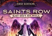 Saints Row: Gat out of Hell First Edition NA Steam CD Key