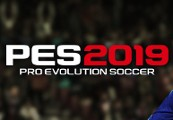 Pro Evolution Soccer 2019 RU VPN Required Steam CD Key