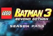 LEGO Batman 3: Beyond Gotham - Season Pass Steam CD Key