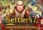 The Settlers 7: Paths to a Kingdom - Deluxe Gold Edition Steam Gift
