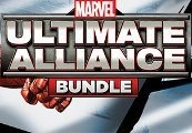 Marvel: Ultimate Alliance Bundle Steam CD Key