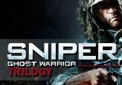 Sniper: Ghost Warrior Trilogy EU Steam CD Key