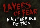 Layers of Fear Masterpiece Edition Steam Gift
