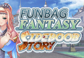 Funbag Fantasy: Sideboob Story Steam CD Key