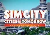 SimCity Cities of Tomorrow Expansion Pack Origin CD Key
