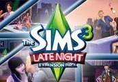 The Sims 3 - Late Night Expansion Pack EU Origin CD Key