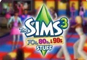 The Sims 3 - 70s, 80s, & 90s Stuff Pack Steam Gift